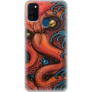 Силиконовый чехол BoxFace Samsung M215 Galaxy M21 Octopus (39465-up2429)