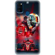 Силиконовый чехол BoxFace Samsung M215 Galaxy M21 Racing Car (39465-up2436)
