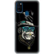 Силиконовый чехол BoxFace Samsung M215 Galaxy M21 Rich Monkey (39465-up2438)