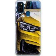 Силиконовый чехол BoxFace Samsung M215 Galaxy M21 Bmw M3 on Road (39465-up2439)