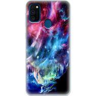 Силиконовый чехол BoxFace Samsung M215 Galaxy M21 Northern Lights (39465-up2441)