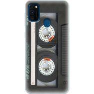Силиконовый чехол BoxFace Samsung M215 Galaxy M21 Старая касета (39465-up2445)