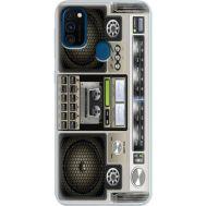 Силиконовый чехол BoxFace Samsung M215 Galaxy M21 Old Boombox (39465-up2446)