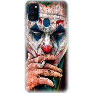 Силиконовый чехол BoxFace Samsung M215 Galaxy M21 Джокер (39465-up2448)