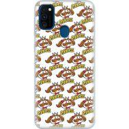 Силиконовый чехол BoxFace Samsung M215 Galaxy M21 Pringles Princess (39465-up2450)