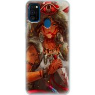 Силиконовый чехол BoxFace Samsung M215 Galaxy M21 Принцесса Мононоке (39465-up2451)
