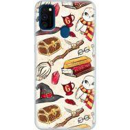 Силиконовый чехол BoxFace Samsung M215 Galaxy M21 Magic Items (39465-up2455)