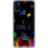 Силиконовый чехол BoxFace Samsung M215 Galaxy M21 Among Us (39465-up2456)
