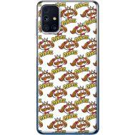 Силиконовый чехол BoxFace Samsung M317 Galaxy M31s Pringles Princess (40942-up2450)