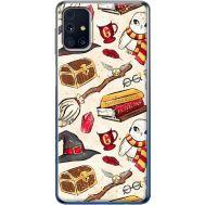Силиконовый чехол BoxFace Samsung M317 Galaxy M31s Magic Items (40942-up2455)