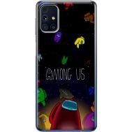 Силиконовый чехол BoxFace Samsung M317 Galaxy M31s Among Us (40942-up2456)