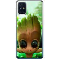 Силиконовый чехол BoxFace Samsung M317 Galaxy M31s Groot (40942-up2459)