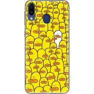 Силиконовый чехол BoxFace Samsung M205 Galaxy M20 Yellow Ducklings (36205-up2428)