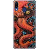 Силиконовый чехол BoxFace Samsung M205 Galaxy M20 Octopus (36205-up2429)
