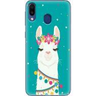 Силиконовый чехол BoxFace Samsung M205 Galaxy M20 Cold Llama (36205-up2435)