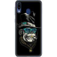 Силиконовый чехол BoxFace Samsung M205 Galaxy M20 Rich Monkey (36205-up2438)