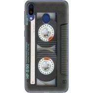 Силиконовый чехол BoxFace Samsung M205 Galaxy M20 Старая касета (36205-up2445)