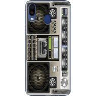 Силиконовый чехол BoxFace Samsung M205 Galaxy M20 Old Boombox (36205-up2446)