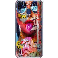 Силиконовый чехол BoxFace Samsung M205 Galaxy M20 Colorful Girl (36205-up2443)