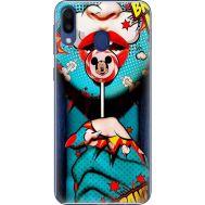 Силиконовый чехол BoxFace Samsung M205 Galaxy M20 Girl Pop Art (36205-up2444)
