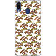 Силиконовый чехол BoxFace Samsung M205 Galaxy M20 Pringles Princess (36205-up2450)