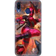 Силиконовый чехол BoxFace Samsung M205 Galaxy M20 Woman Deadpool (36205-up2453)