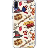 Силиконовый чехол BoxFace Samsung M205 Galaxy M20 Magic Items (36205-up2455)