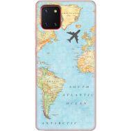 Силиконовый чехол BoxFace Samsung N770 Galaxy Note 10 Lite Карта (38845-up2434)
