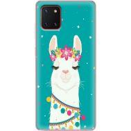 Силиконовый чехол BoxFace Samsung N770 Galaxy Note 10 Lite Cold Llama (38845-up2435)