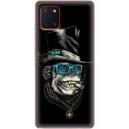 Силиконовый чехол BoxFace Samsung N770 Galaxy Note 10 Lite Rich Monkey (38845-up2438)
