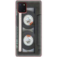 Силиконовый чехол BoxFace Samsung N770 Galaxy Note 10 Lite Старая касета (38845-up2445)