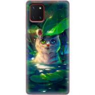 Силиконовый чехол BoxFace Samsung N770 Galaxy Note 10 Lite White Tiger Cub (38845-up2452)