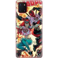 Силиконовый чехол BoxFace Samsung N770 Galaxy Note 10 Lite Deadpool and Mary Jane (38845-up2454)