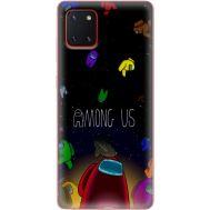 Силиконовый чехол BoxFace Samsung N770 Galaxy Note 10 Lite Among Us (38845-up2456)