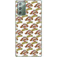 Силиконовый чехол BoxFace Samsung N980 Galaxy Note 20 Pringles Princess (40568-up2450)