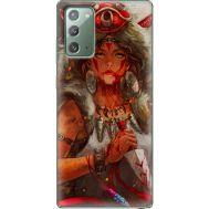Силиконовый чехол BoxFace Samsung N980 Galaxy Note 20 Принцесса Мононоке (40568-up2451)