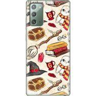 Силиконовый чехол BoxFace Samsung N980 Galaxy Note 20 Magic Items (40568-up2455)