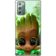 Силиконовый чехол BoxFace Samsung N980 Galaxy Note 20 Groot (40568-up2459)