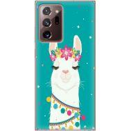 Силиконовый чехол BoxFace Samsung N985 Galaxy Note 20 Ultra Cold Llama (40573-up2435)