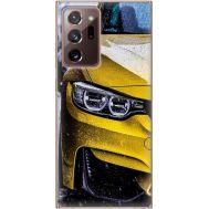 Силиконовый чехол BoxFace Samsung N985 Galaxy Note 20 Ultra Bmw M3 on Road (40573-up2439)