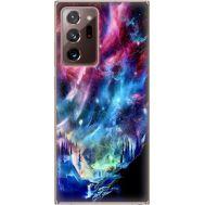 Силиконовый чехол BoxFace Samsung N985 Galaxy Note 20 Ultra Northern Lights (40573-up2441)