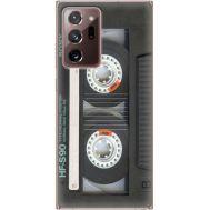 Силиконовый чехол BoxFace Samsung N985 Galaxy Note 20 Ultra Старая касета (40573-up2445)