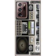 Силиконовый чехол BoxFace Samsung N985 Galaxy Note 20 Ultra Old Boombox (40573-up2446)