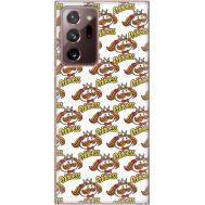 Силиконовый чехол BoxFace Samsung N985 Galaxy Note 20 Ultra Pringles Princess (40573-up2450)