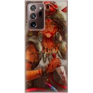 Силиконовый чехол BoxFace Samsung N985 Galaxy Note 20 Ultra Принцесса Мононоке (40573-up2451)