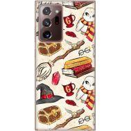 Силиконовый чехол BoxFace Samsung N985 Galaxy Note 20 Ultra Magic Items (40573-up2455)
