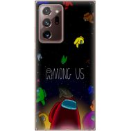Силиконовый чехол BoxFace Samsung N985 Galaxy Note 20 Ultra Among Us (40573-up2456)