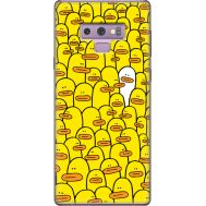 Силиконовый чехол BoxFace Samsung N960 Galaxy Note 9 Yellow Ducklings (34914-up2428)