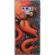 Силиконовый чехол BoxFace Samsung N960 Galaxy Note 9 Octopus (34914-up2429)