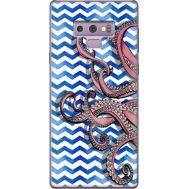 Силиконовый чехол BoxFace Samsung N960 Galaxy Note 9 Sea Tentacles (34914-up2430)